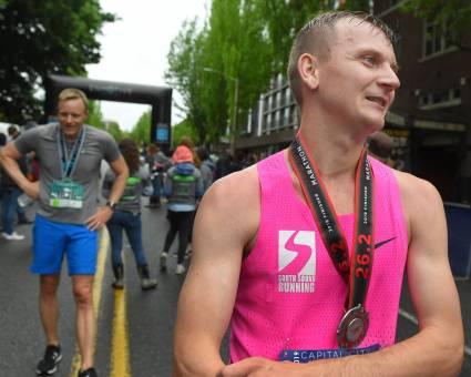 Roman Kirkov Runs 2:33:49 in debut