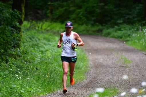 Asher Catterall wins Ultramook 50k