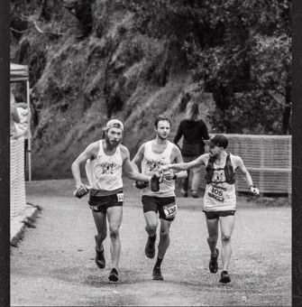 """""""I don't want to die without any scars."""" 50 mile champs"""