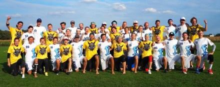 Wrocławski finał Mistrzostw Polski Mixed w ultimate frisbee. AZS AWF Flow Wrocław wracają z tytułem!