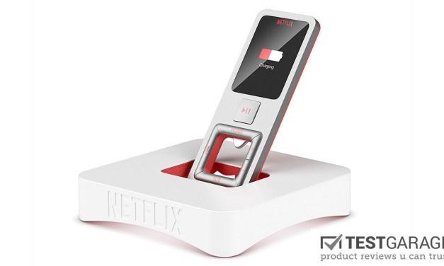 Netflix 4K Streaming-Box: Konzept-Design online aufgetaucht