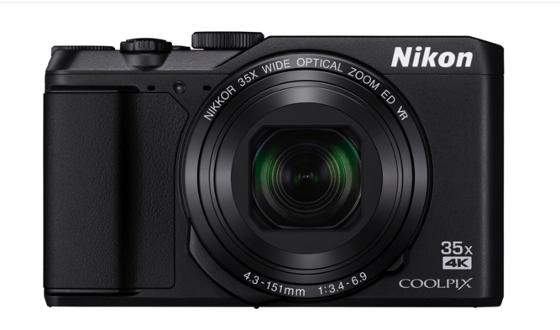 4K-Kamera: Nikon A900 Coolpix-Kamera neu im Portfolio