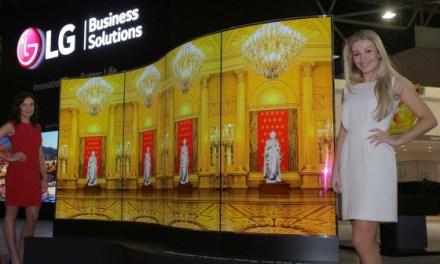 DSE 2016: LG präsentiert seine OLED-Screens in den USA