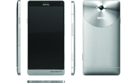 BenQ F55: Smartphone mit 4K Display entdeckt