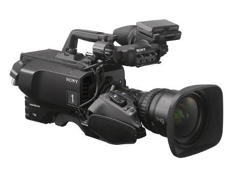 NAB 2016: Sony verkündet zwei Broadcast 4K Schultercamcorder