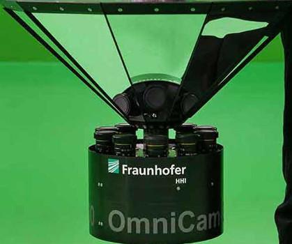 NAB 2016: Fraunhofer HHI zeigt Panorama-Kamera mit 3D & UHD