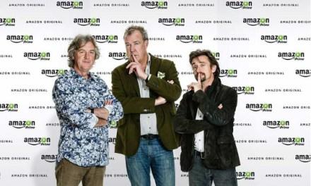 """Amazon Video: Die Serie """"The Grand Tour"""" soll im Herbst starten"""