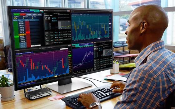 Dell P4317Q: Neuer Ultra HD Monitor mit IPS vorgestellt