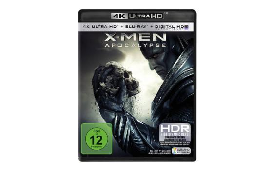 "Ultra HD Blu-ray: ""X-Men: Apocalypse"" Release im September 2016"