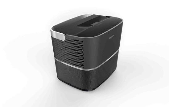 Philips Screeneo 2.0: Kurzdistanzprojektor mit Soundsystem