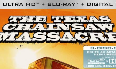 Ultra HD Blu-ray-Player: DMP-UB900 mag Texas Chainsaw Massacre nicht