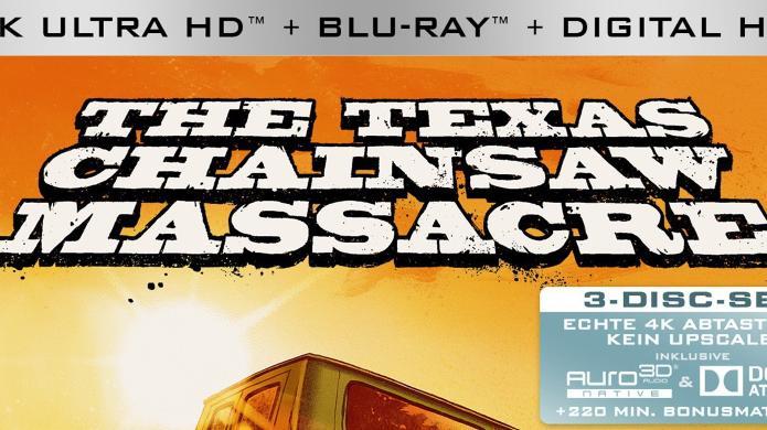 Ultra HD Blu-ray-Player: DMP-UB900 mag Texas Chainsaw Massacre nicht
