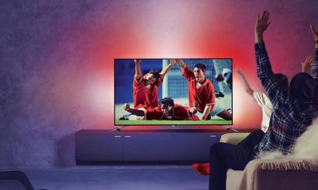 Philips: Neues Ambilight Feature für die Fußball-EM 2016
