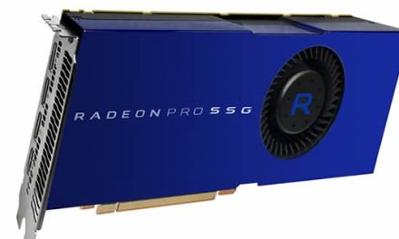 AMD Radeon Pro SSG: 8K Profi-Grafikkarte mit SSDs für 1 TB VRAM