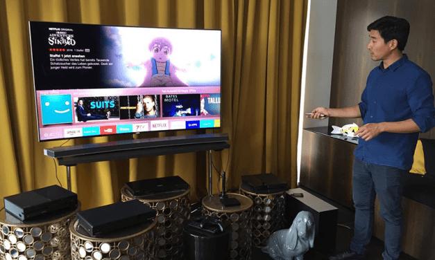 Recap: Samsungs neuer Smart Hub und Smart Remote
