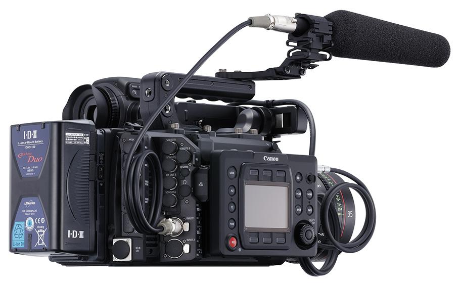 Canons neue Profi-Filmkameras für die 4K-Generation