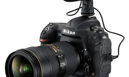 """Nikons D5 """"beamt"""" 4K-Filme direkt auf interne Speicherkarte"""