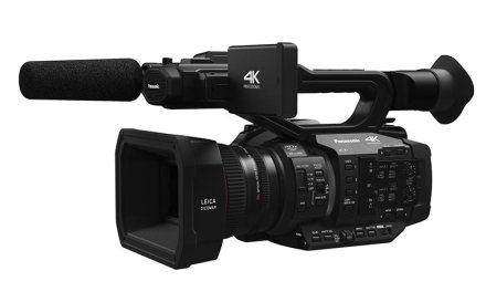 Panasonic HC-X1 Profi Camcorder mit 4K/60p & 20-fachen Zoom | IFA 2016