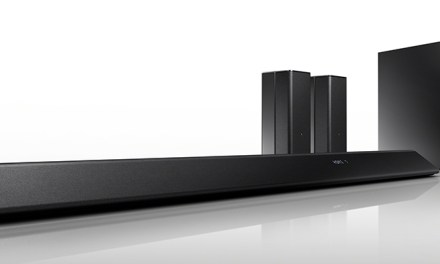"Sonys 4K-Soundbar mit ""High Resolution"" Audio und 400 Watt"