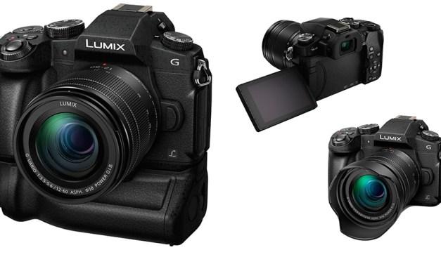 """Lumix G81 neue """"goldene Mitte"""" im Panasonic-Sortiment"""