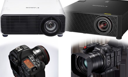 """Canons High-End 4K-Projektoren bei """"Leistungs-Show"""" in Amsterdam im Einsatz"""