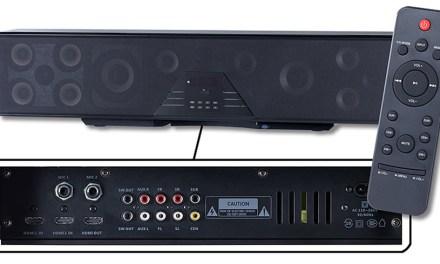 """""""auvisio 6-Kanal-3D-Soundbar"""" ist selbst 400 Euro billiger noch zu teuer"""