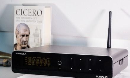 Verliert der Kritiker jeglichen Biss, könnte es am Himedia 10QPro 4K liegen…