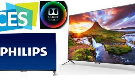 Philips zeigt bei CES in Las Vegas aufgeschlossenes Line-up für Dolby Vision