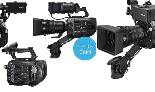 Sony ´s neuer 4K-Camcorder wurde für den Ein-Mann-Betrieb konzipiert
