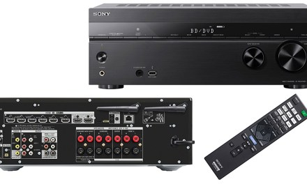 Neuer Sony-Receiver zaubert zwei zusätzliche Surround-Quellen aus dem Hut