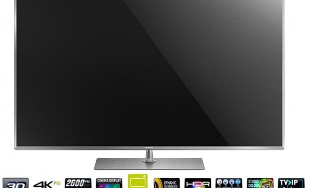 Neue LED-TVs: Panasonic lässt Fans von 3D-Filmen nicht im Stich