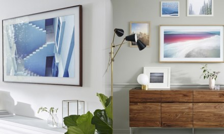 """Samsungs Frame TV ist wahrhaftig """"ein Bild von einem Fernseher"""""""