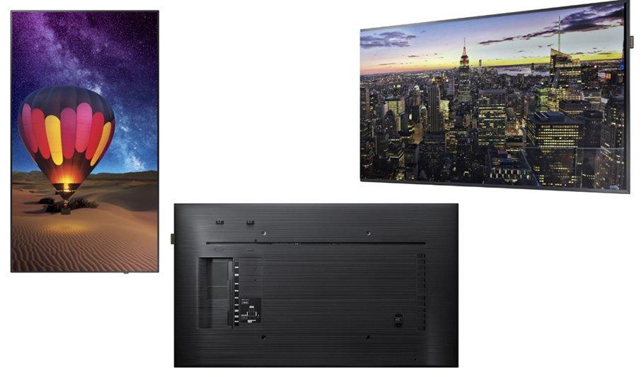 Samsung-Displays eröffnen bei Multiscreen-Szenarien neue Dimensionen