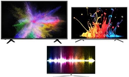 Hisense will sich mit neuen UHD-Fernsehern mehr Marktanteile sichern