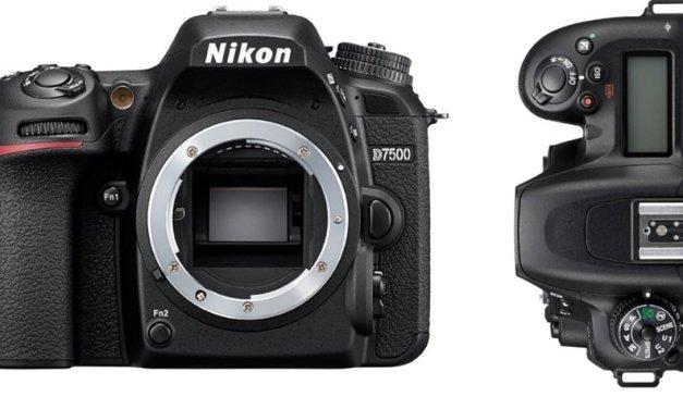 """Neue Nikon D7500 wird als perfekte """"Aufstiegskamera"""" bezeichnet"""
