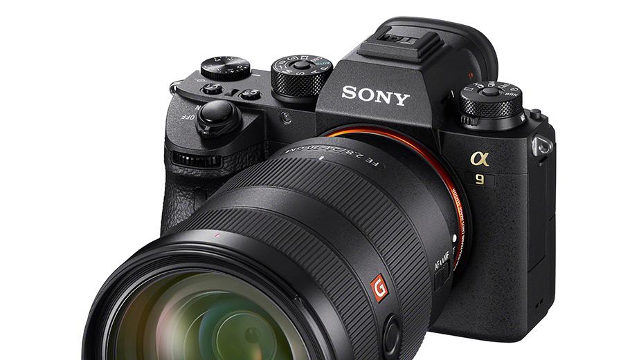 Sony Alpha: 60-Megapixel-Vollformat-Kamera mit 8K-Videoaufnahme geplant