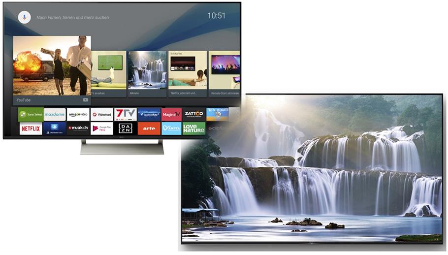 """Magazin Heimkino bezeichnet Sony KD-55XE9005 als """"starken Fernseher"""""""
