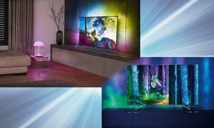 Philips Ambilight Fernseher zu Hause in aller Ruhe ausprobieren