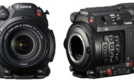 Canon EOS C200 etabliert neues Aufnahmeformat Cinema RAW Light