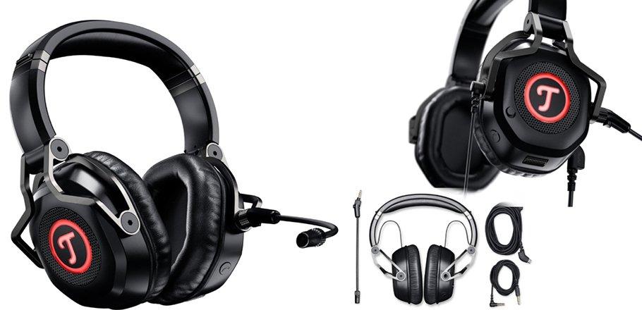 """Teufels neue Offensive: Ein Headset namens Cage mit """"bestem Klang"""""""