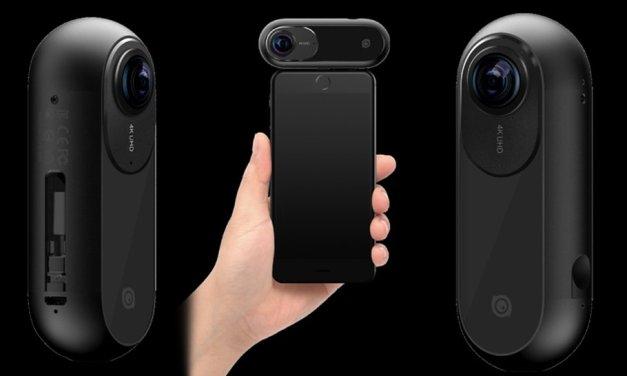 Nicht weniger als die vielseitigste 360-Grad-Kamera der Welt?