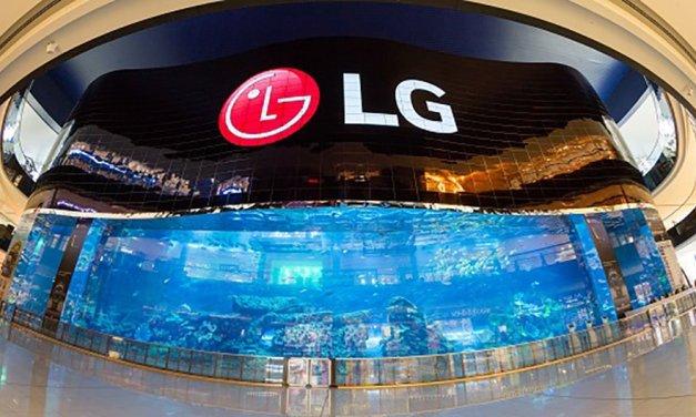 LG: Rollbares Display soll 2019 in den Verkauf gelangen