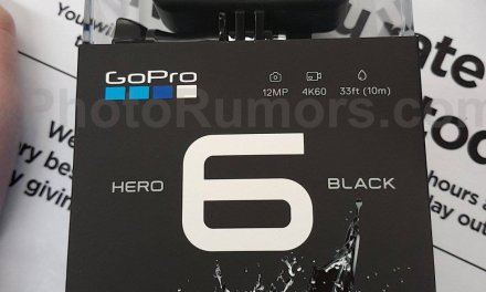 GoPro Hero 6 Black mit 4K-60fps vorgestellt