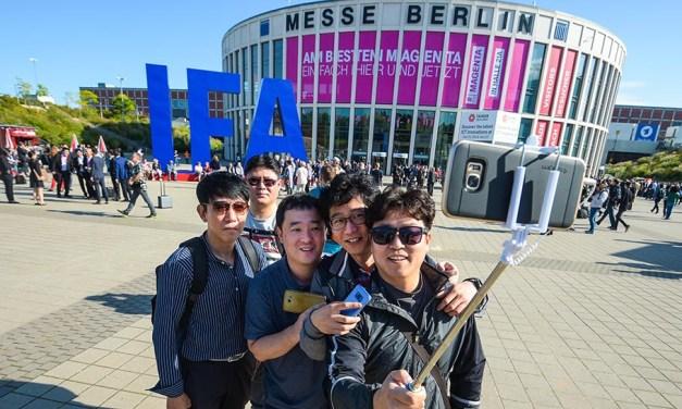 Die IFA als weltweit bedeutendster Kommunikationstreffpunkt