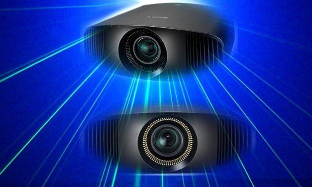 Neue Sony-Beamer machen Einstieg in die 4K-Szene bezahlbar