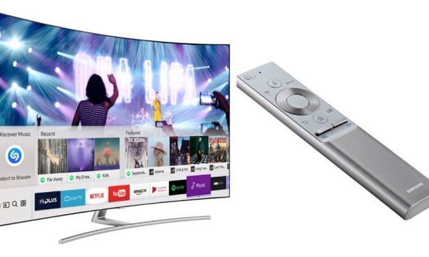 Wie heißt der Song? Nicht verzagen, Samsung Smart-TV fragen!