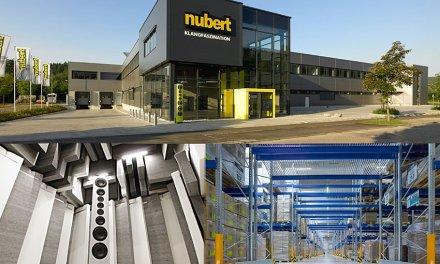 Nuberts neue Speaker Factory findet man jetzt in der Nubertstraße