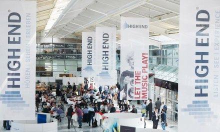 Eine Klappe für zwei Fliegen: High End und CanJam parallel in München