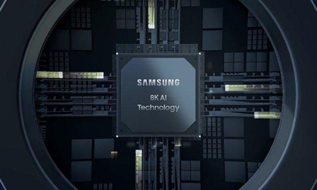 """Samsung 8K-QLED Prototyp: """"Was nicht passt, wird passend gemacht"""""""