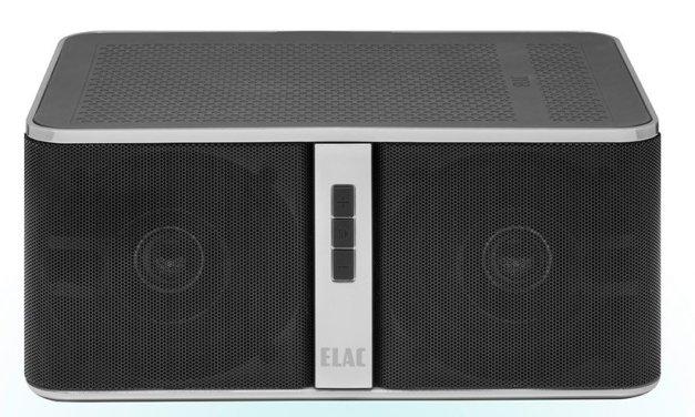 Kompakte Lösung von Elac heißt Discovery Z3 Zone Music Speaker